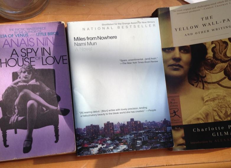 blog 3 books